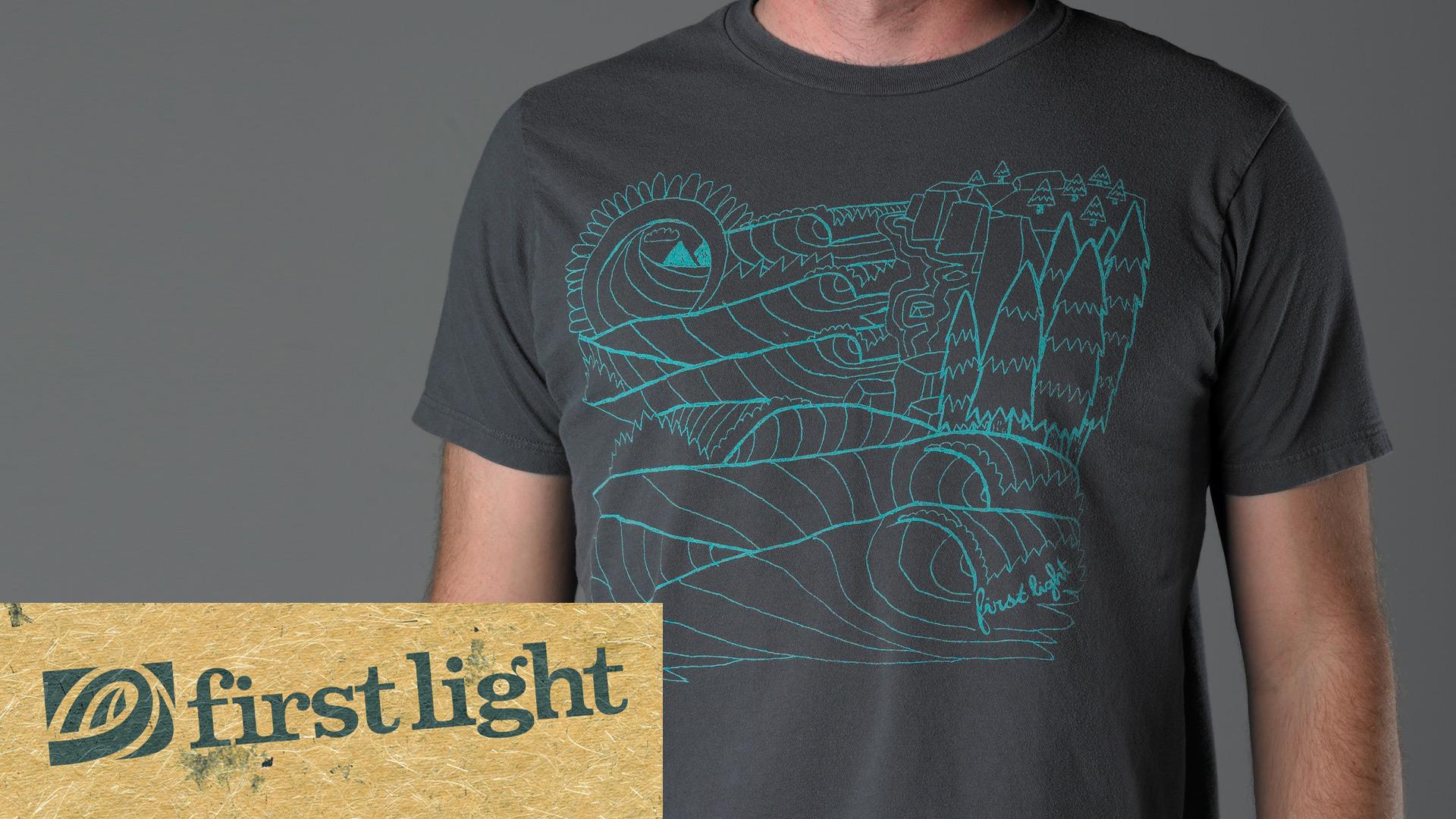 First Light Surf | Brand Development