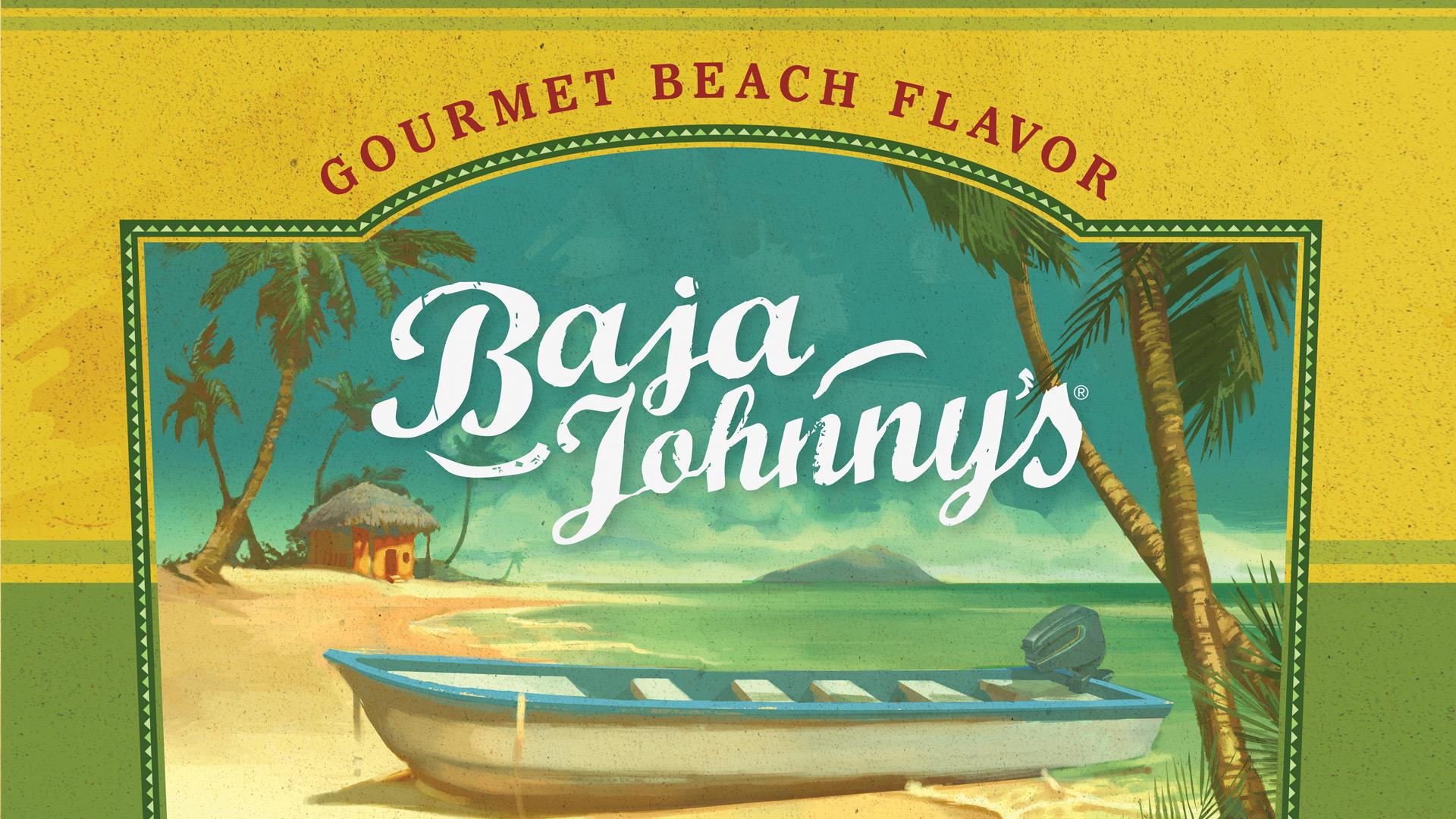 Baja Johnny's | Brand Development