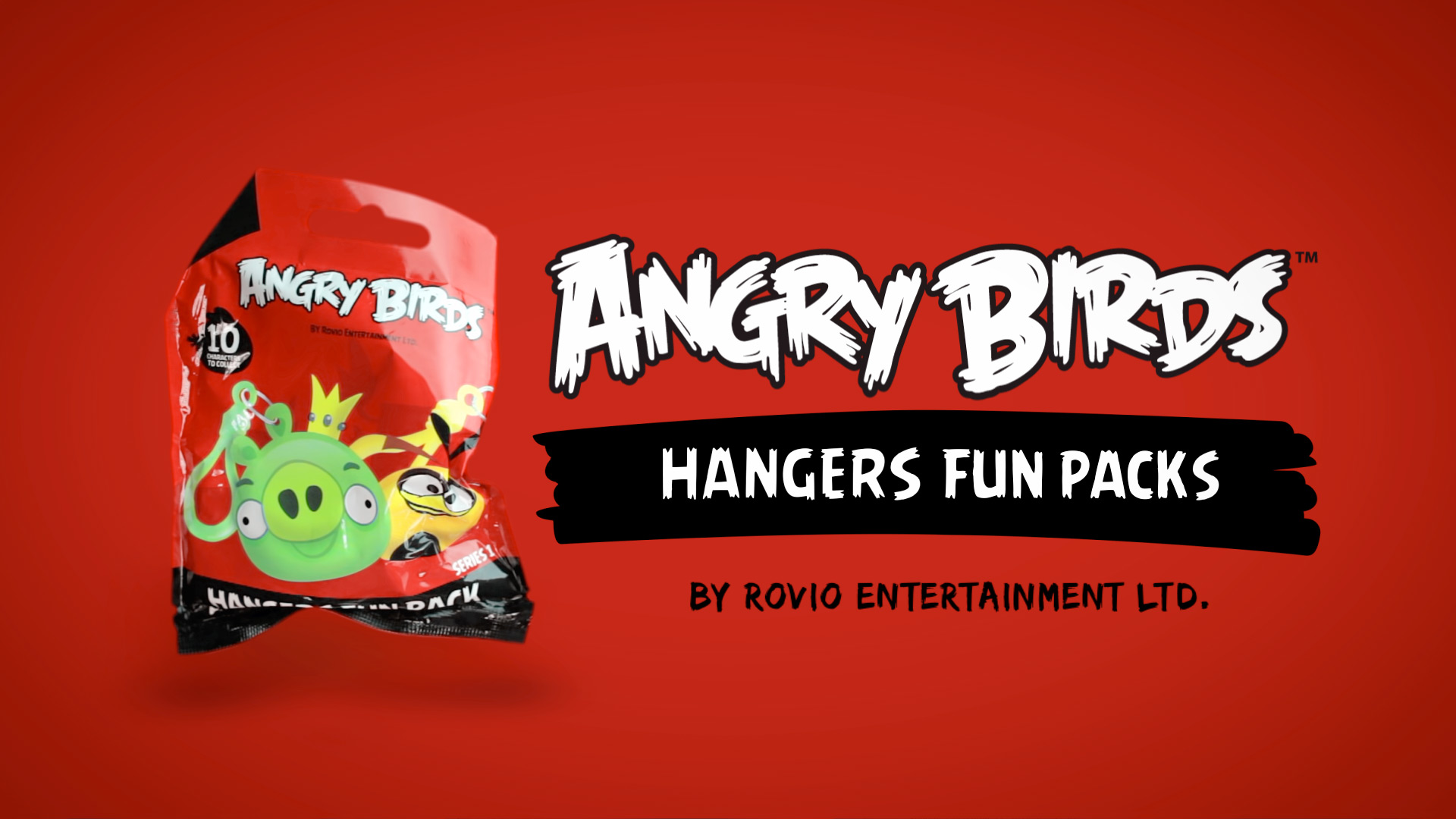 Angry Birds | Hangers Fun Packs Commercial
