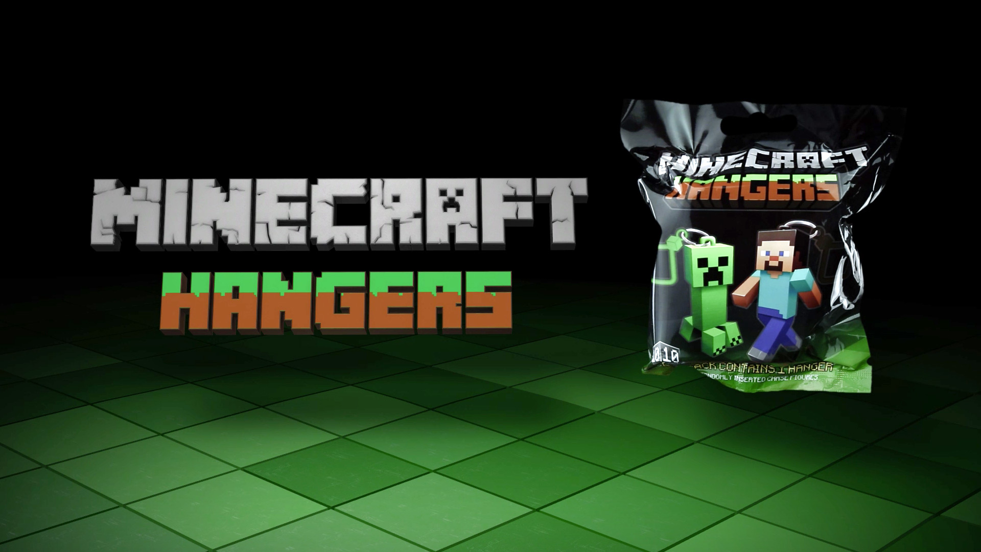 Minecraft Hangers | Collectable Toys